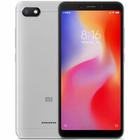 Xiaomi Redmi 6A 2GB/16GB Gray/Серый Global Version